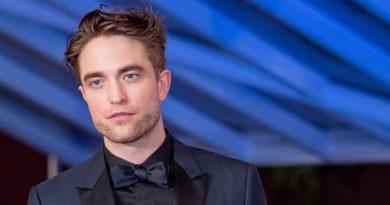 Robert Pattinson é o Novo Batman
