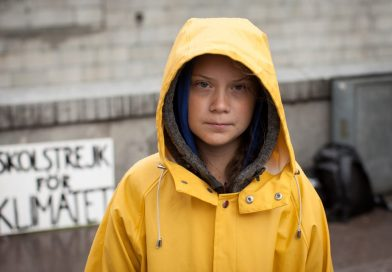 "Greta Thunberg é ""Personalidade do Ano"" na Time"