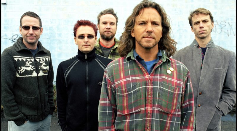 O Ranking do Pearl Jam