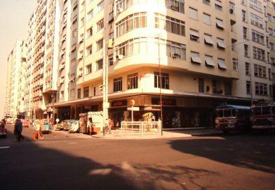 O mundo em Copacabana