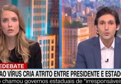Gabriela Prioli pede demissão da CNN Brasil