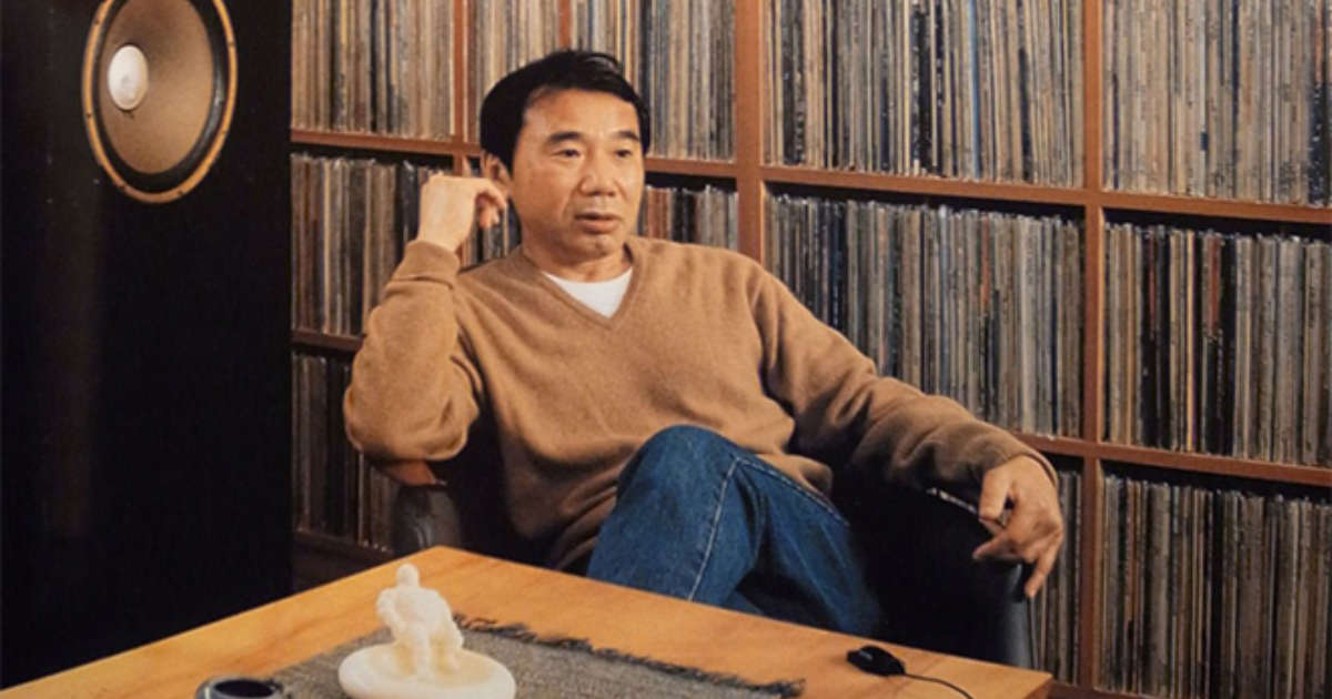 Haruki Murakami contra a pandemia | Célula POP