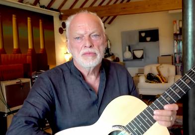 David Gilmour lança single após cinco anos
