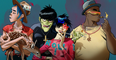 Gorillaz – Song Machine
