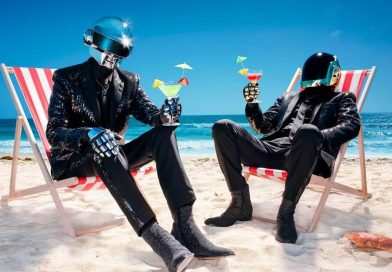 13 músicas – Daft Punk