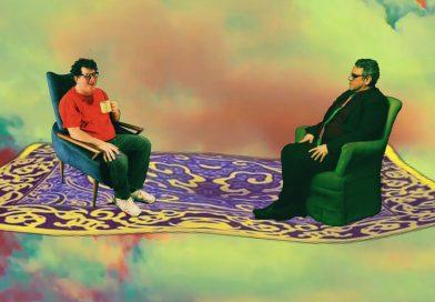 Frank Jorge, Kassin e seu alien sonoro