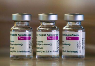 Cumprimentos pela vacina
