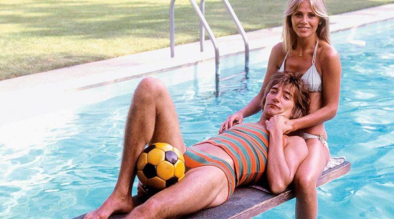 Quando Rod Stewart dominava o mundo