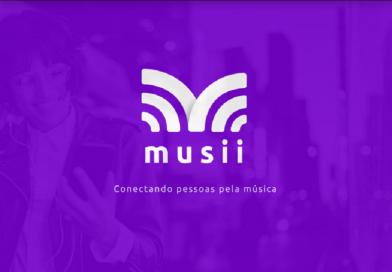 Se você gosta de música, precisa conhecer o musii